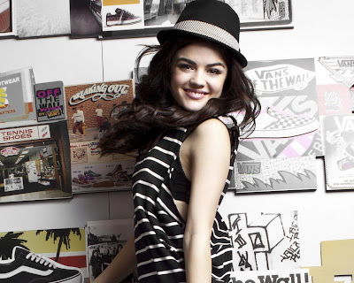 Lucy Hale Cute