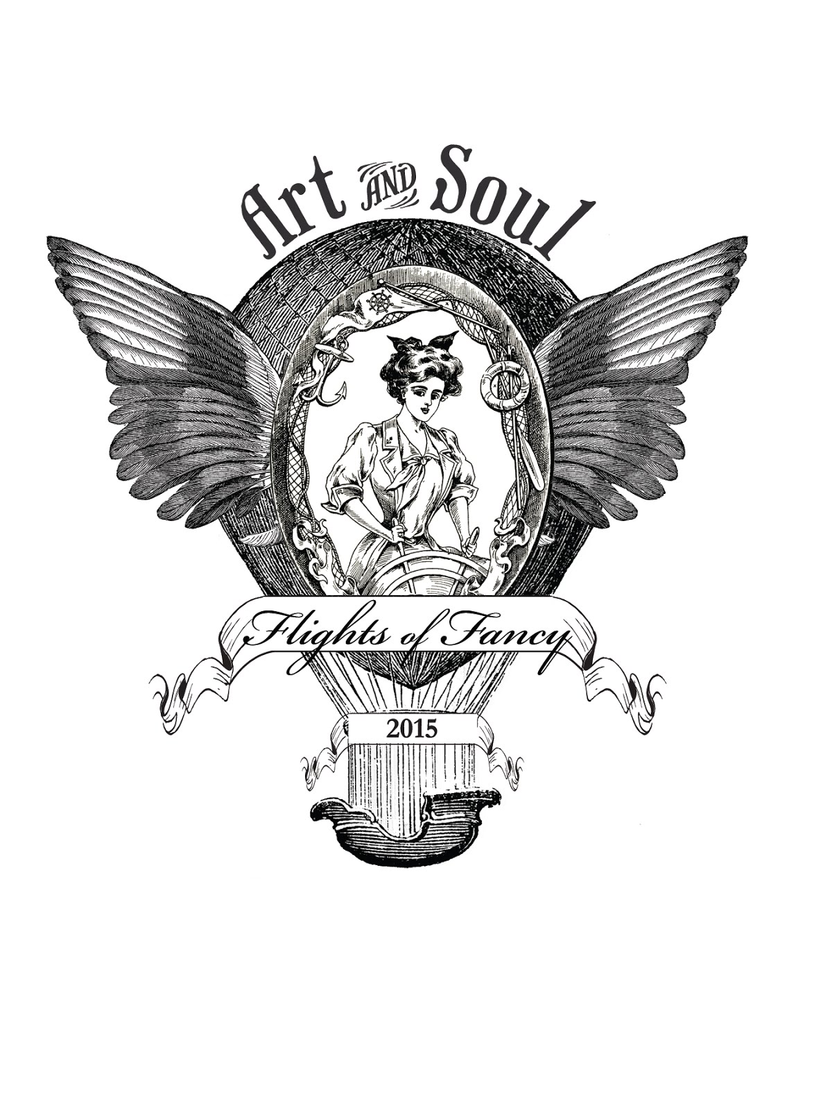 I AM TEACHING AT ART & SOUL 2015