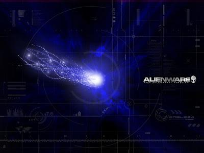 Alienware Blue Wallpapers