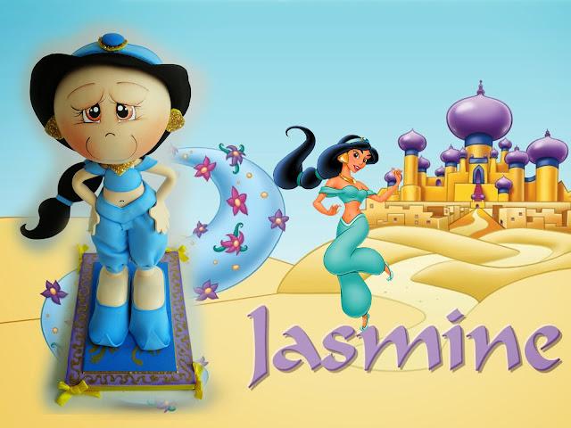 Fofucha Jasmine