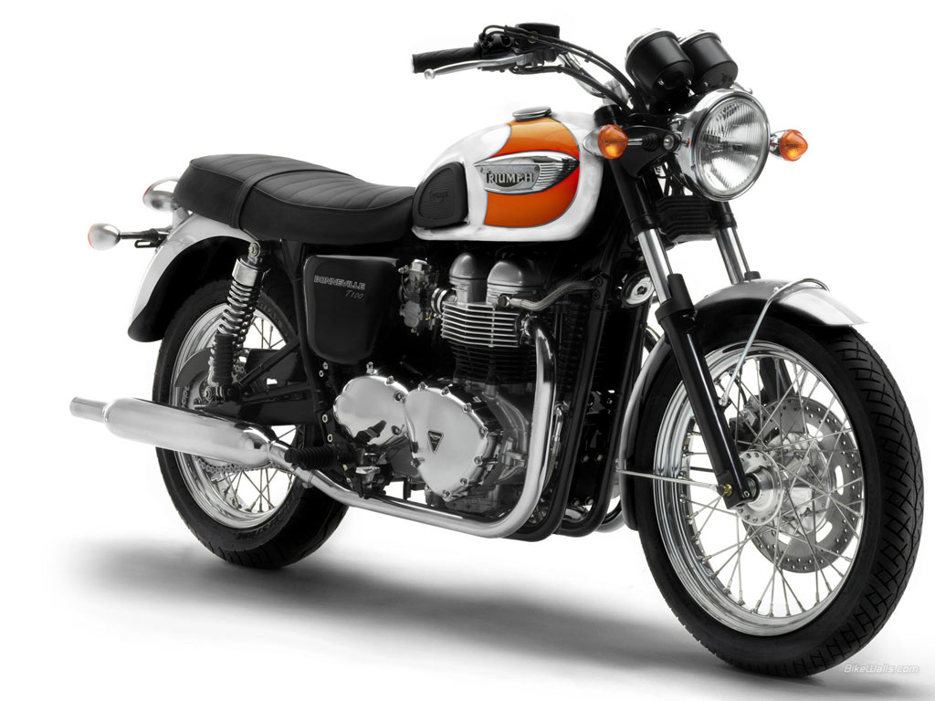 full picture triumph bonneville. Black Bedroom Furniture Sets. Home Design Ideas