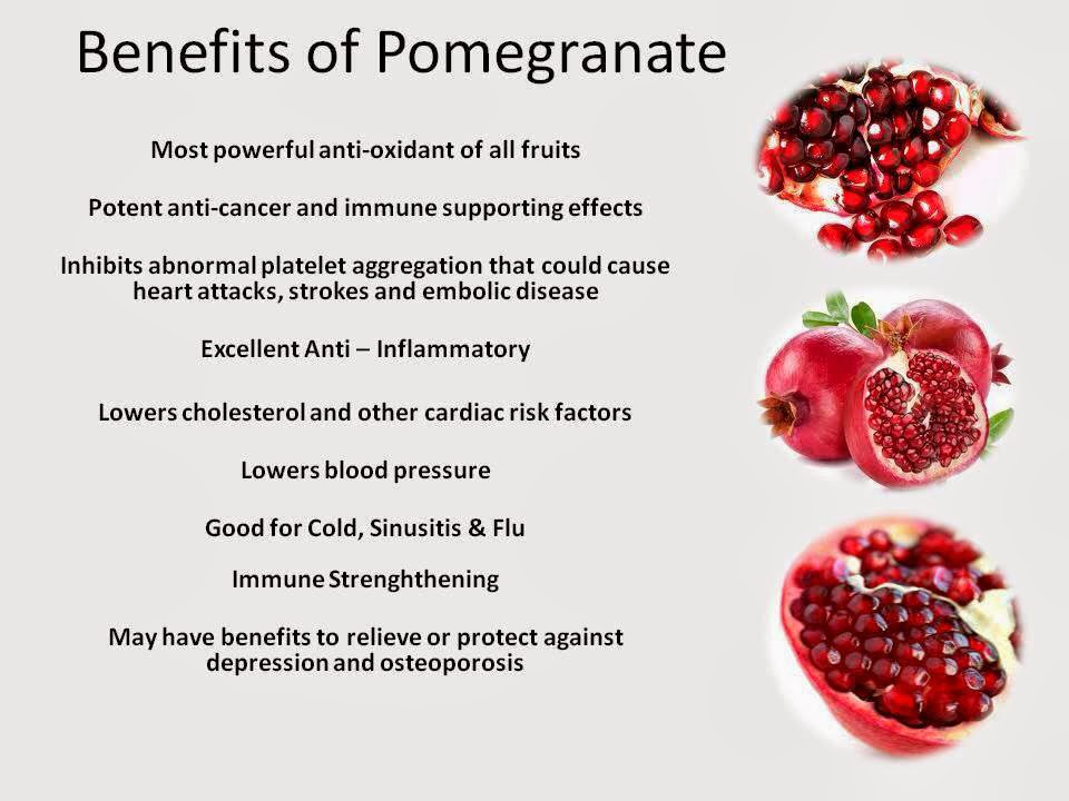 benefitpomegranate