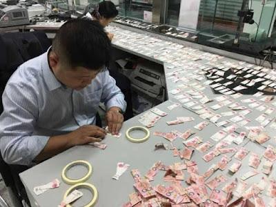wang kertas