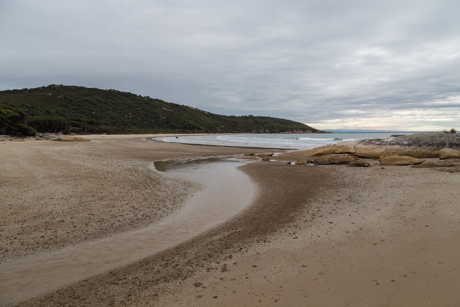 johnny souey cove wilsons promontory