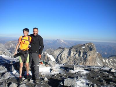 Monte Perdido: 41 km / 2300 mD+