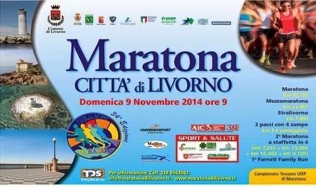 Maratona di Livorno