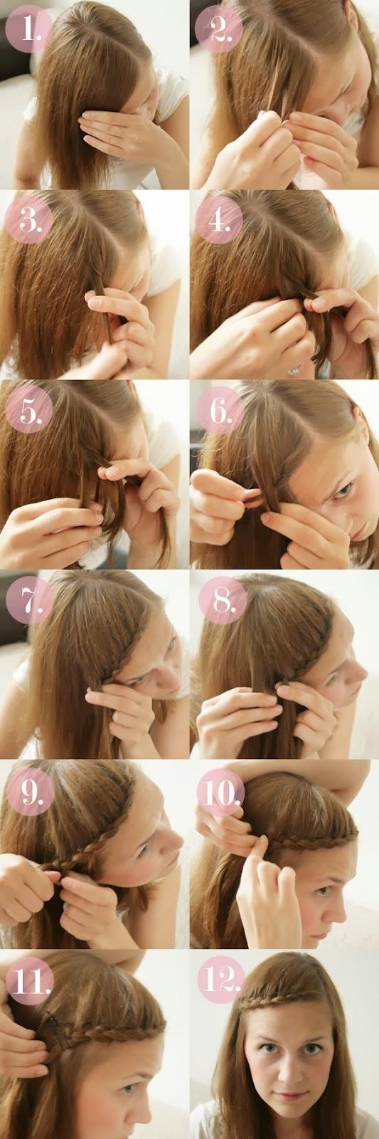 Cute Hairstyles For Short Hair Tutorials