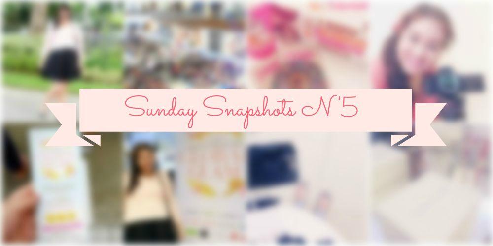 Sunday Snapshot N'5
