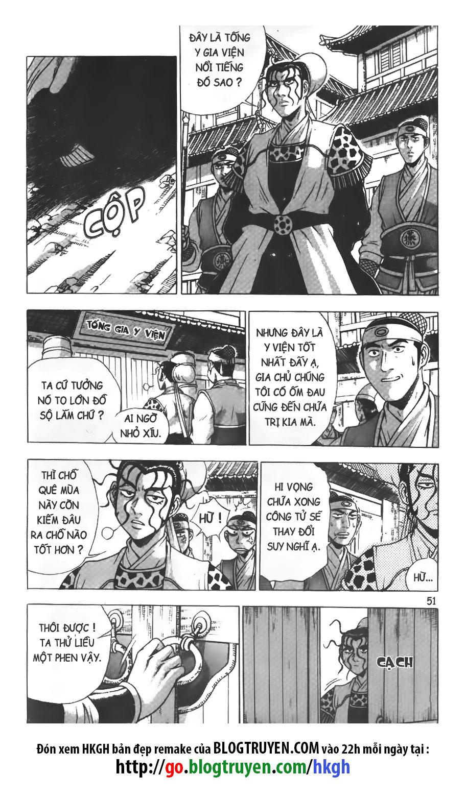 Hiệp Khách Giang Hồ chap 244 Trang 23 - Mangak.info