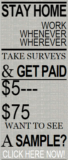 SAHM Paid Surveys