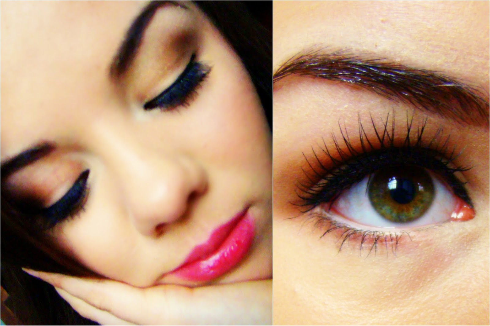 Musette Nude Shadow And Fluttery Lashes