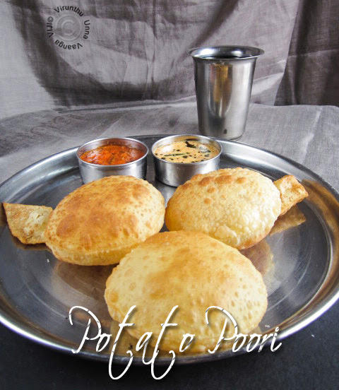 crispy-potato-poori