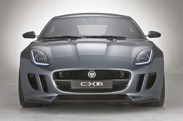 DaNgErOuS mAdNeSs   Jaguar CX 16  El futuro h  brido de los