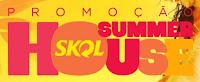 Promoção Summer House Skol