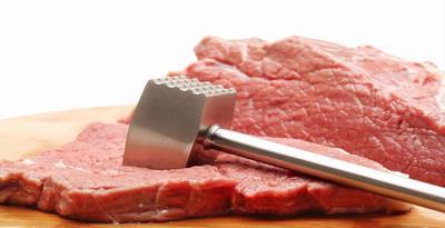 cara membuat daging agar empuk/lunak, cara mengempukkan daging sapi, kerbau, kambing