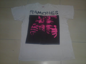 89 RAMONES BRAIN DRAIN