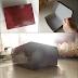 DIY: Cara Membuat Dus/Box Makanan Sendiri (dengan POLA mudah)