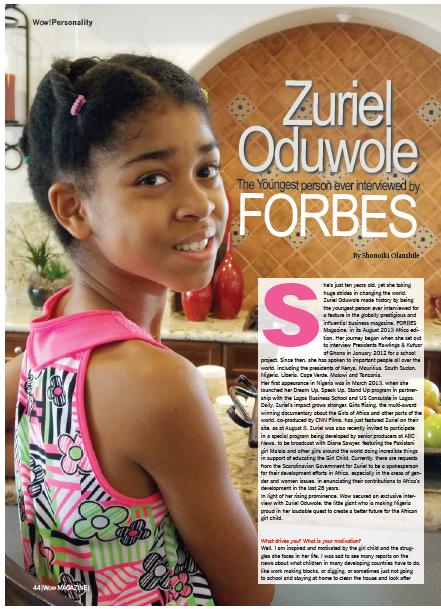 Zuriel Oduwole