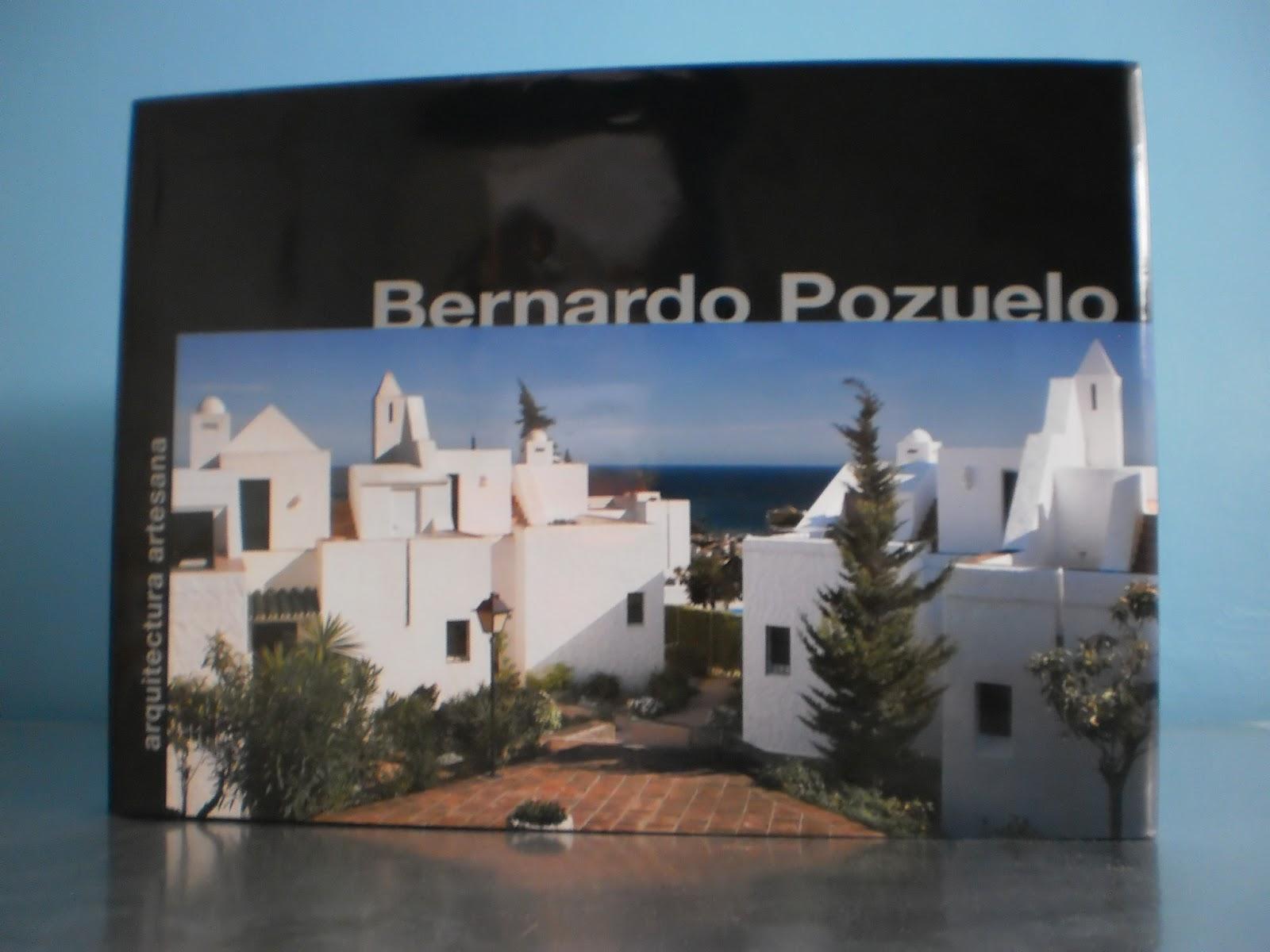 Nerja pop bernardo pozuelo muestra su arquitectura en un libro - Libreria pozuelo ...