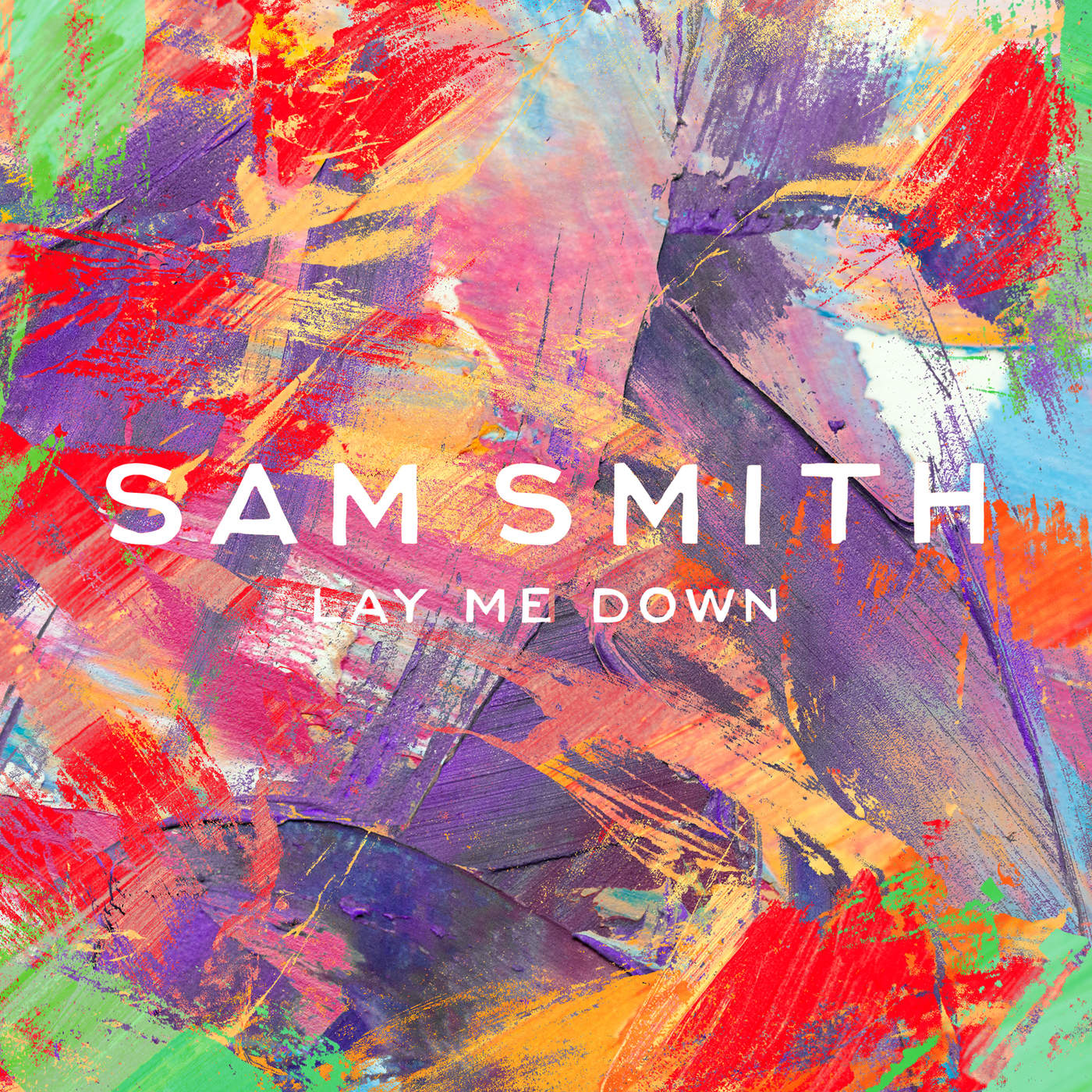 Sam Smith - Lay Me Down - Single Cover