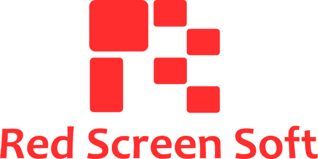 Red Screen Soft