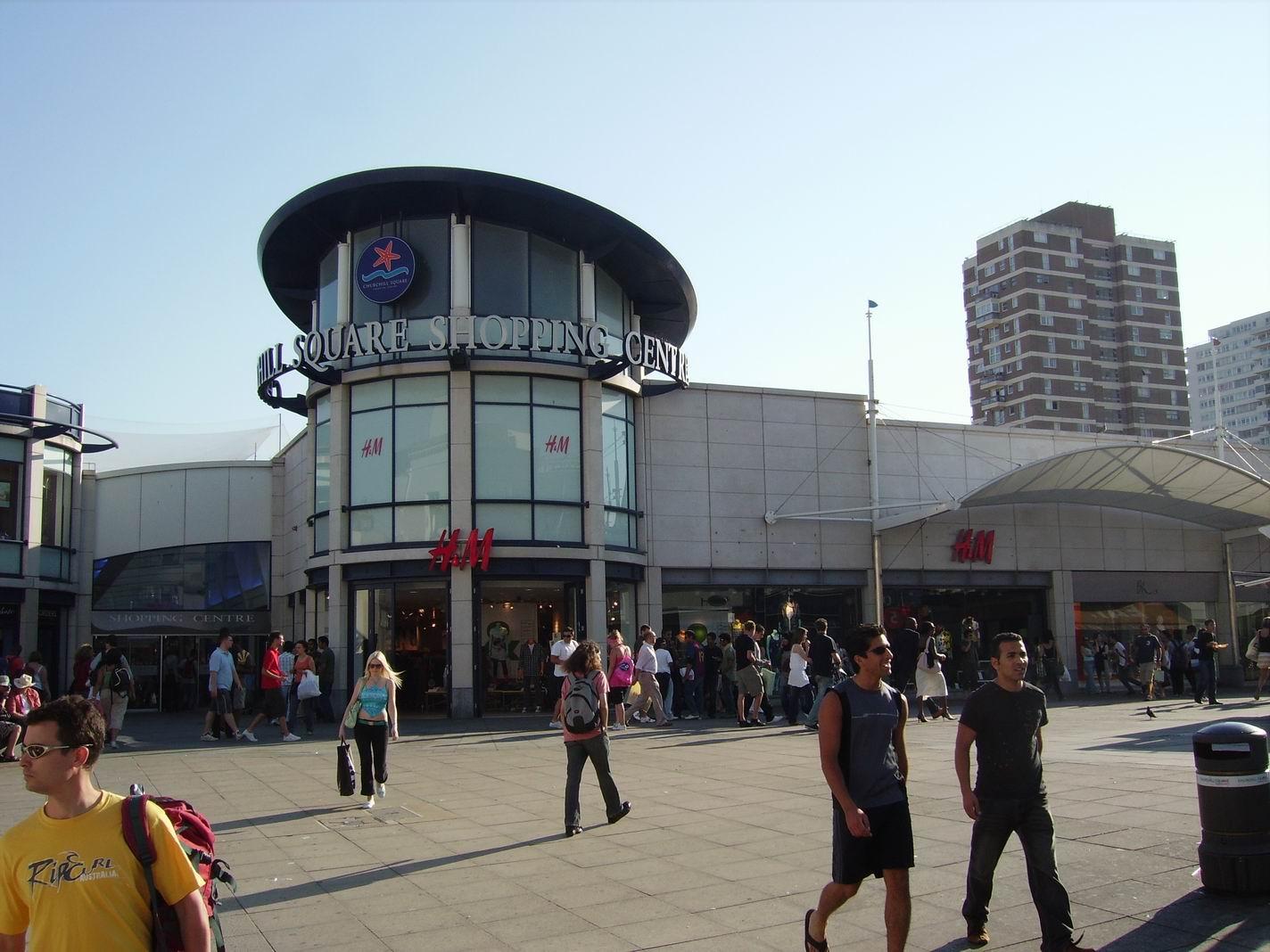 Voyages et d couvertes brighton lanes et shopping centre - Centre commercial bron ...