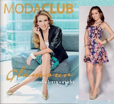 Ingrid Coronado y Ariadne Diaz, ModaClub 2015