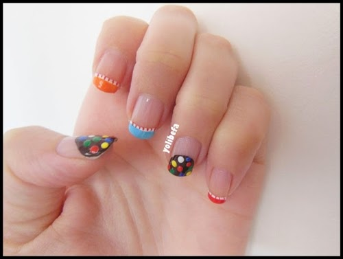 Manicura Candy Crush Saga