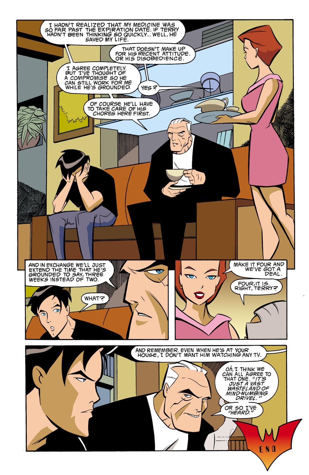 Batman Beyond [II] Issue #1 #1 - English 23