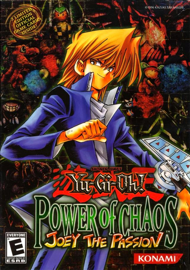 Yu Gi Oh ~ Power Of Chaos For PC Terbaru Full Version