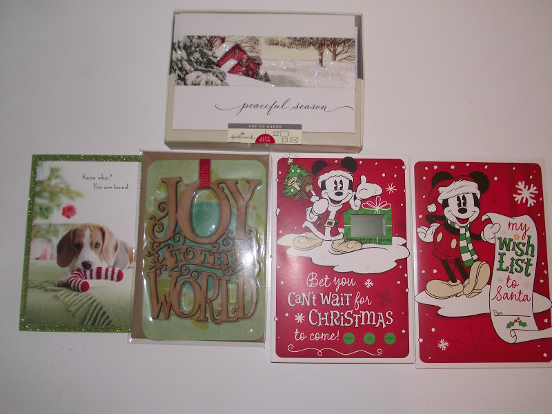 Our Holiday Gift Guide Hallmark Christmas Cards Thrifty Nifty Mommy – Hallmark Boxed Birthday Cards