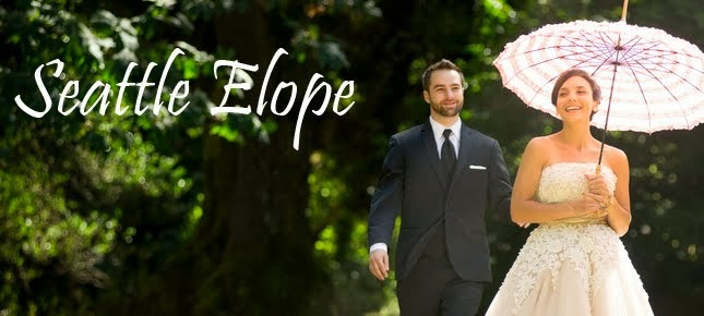 Seattle Elope  ~weddings exactly as you wish~
