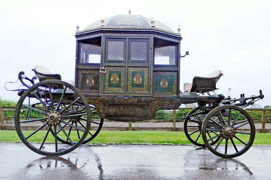 Just A Car Guy 180 Plus Year Old Horse Carriage Of The