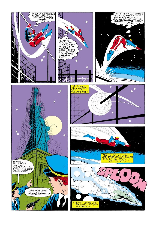Captain America (1968) Issue #323 #251 - English 3