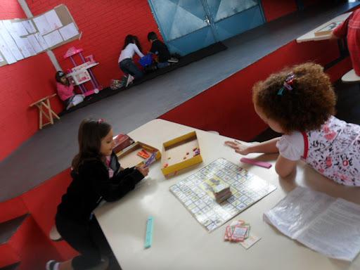 EE Carlos Borba - Programa Escola da Família