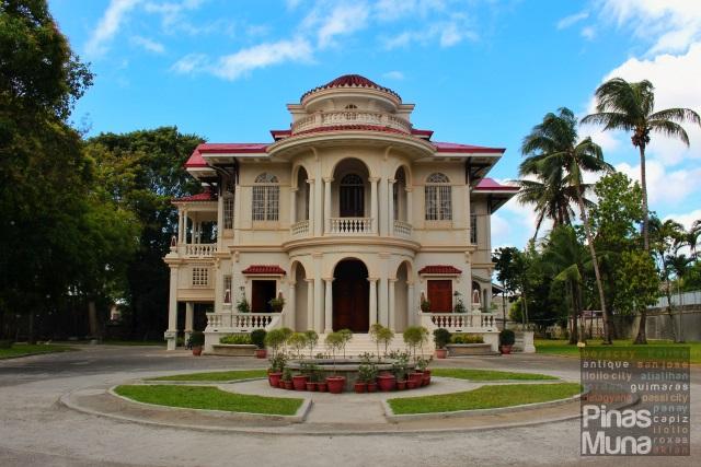 Yusay-Consing Mansion or Molo Mansion in Molo, Iloilo City