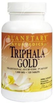 Triphala Gold, per la prevenzione cardiovascolare