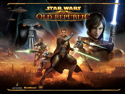 Press Start - Star Wars: The Old Republic