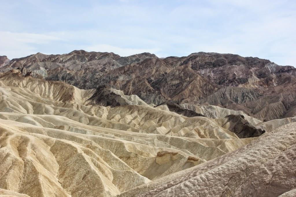 Zabriskie Point Death Valley National Park, CA