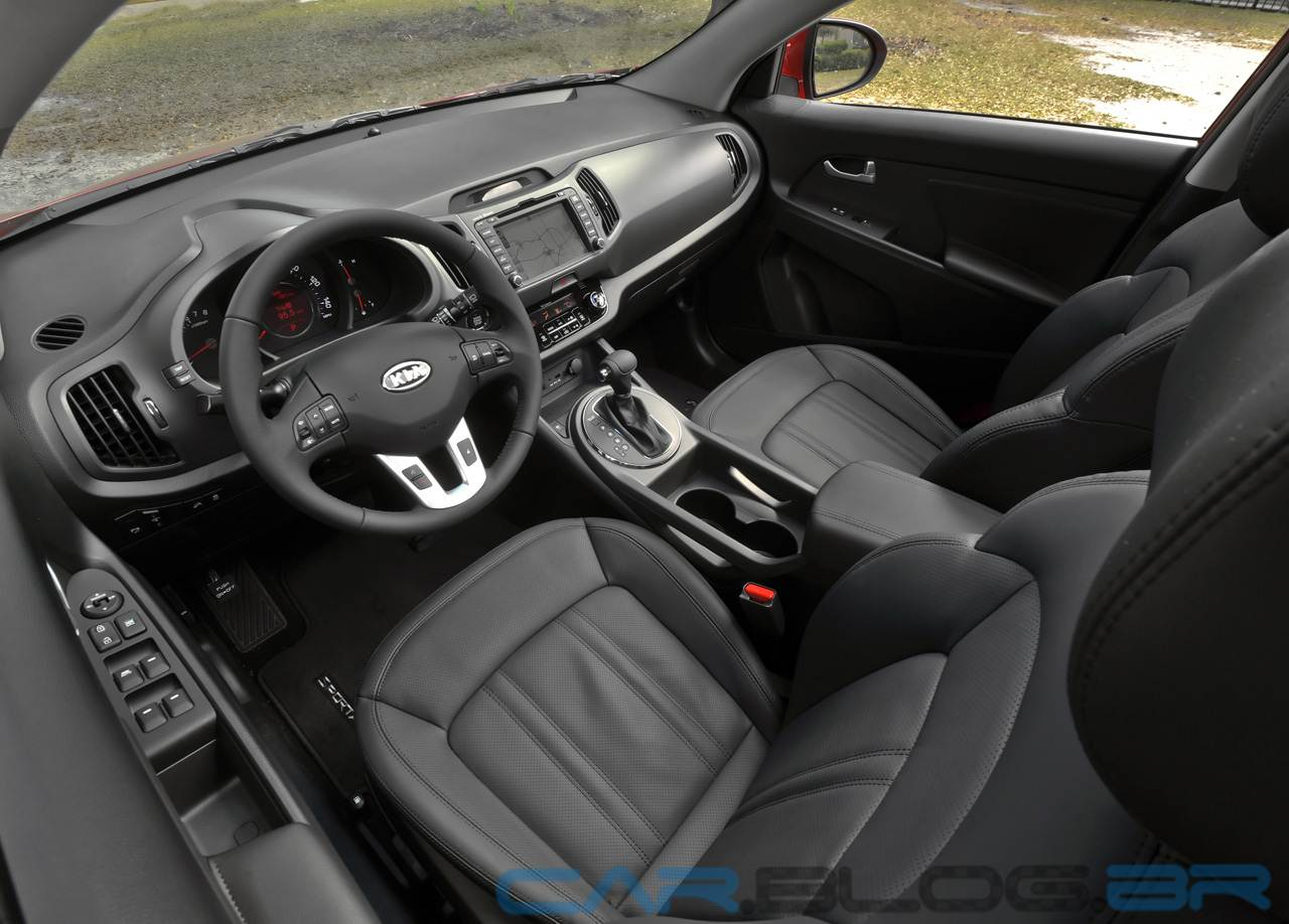 kia sportage 2013 flex fotos vers es e pre os car blog br. Black Bedroom Furniture Sets. Home Design Ideas