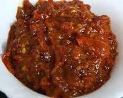 Resep Praktis (mudah) membuat sambal terasi pedas, enak, lezat