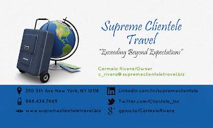 Supreme Clientele Travel