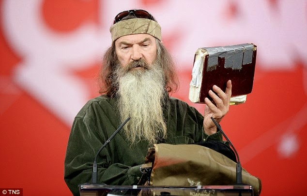 Image result for phil robertson bible