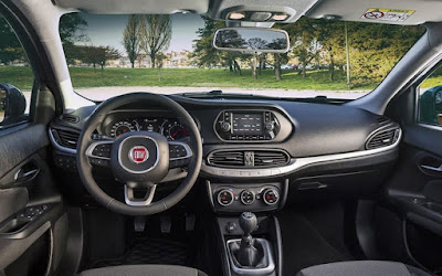 Με δυο επίπεδα εξοπλισμού το νέο Fiat Tipo