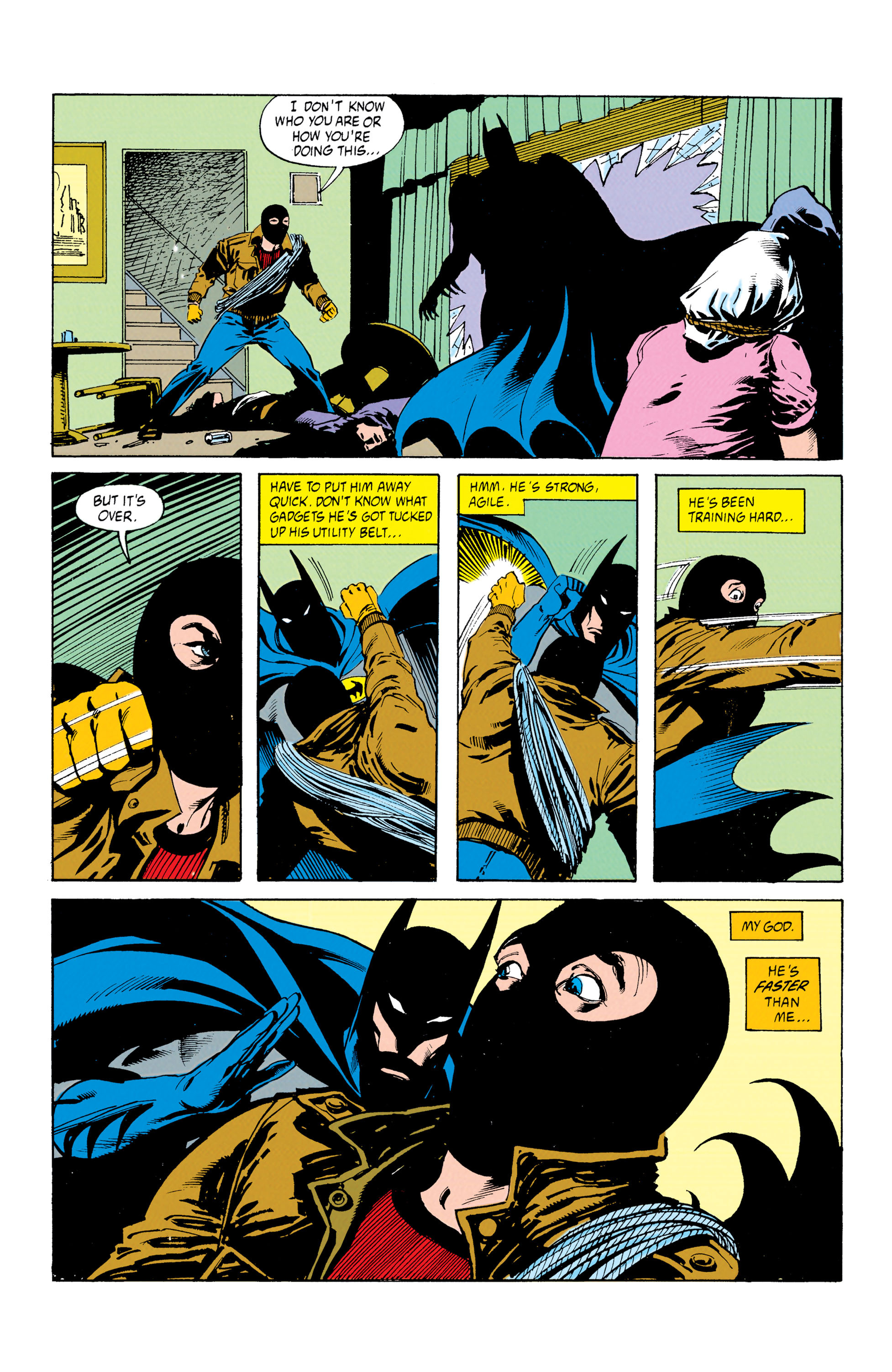 Detective Comics (1937) Issue #633 Page 15