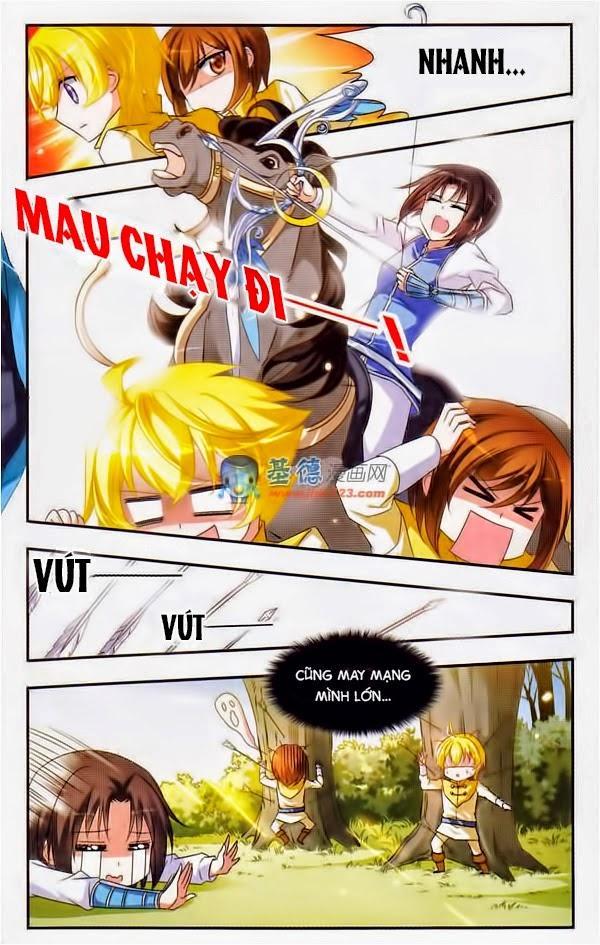 Kỵ Sĩ Hoang Tưởng Dạ chap 14 Trang 9 - Mangak.info