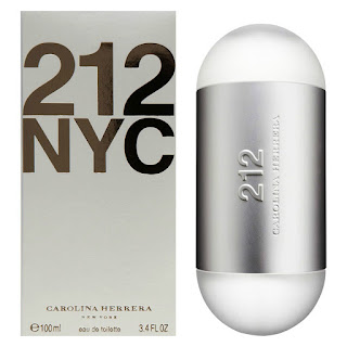 Perfume 212 NYC 100ml Feminino Carolina Herrera Eau de Toilette