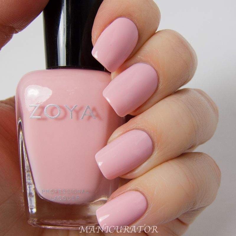See More At Zoya Content Item Nail Polish Dot ZP720sthashfZkGaeJ1dpuf A Full Coverage Pink Petal Cream Originally Released As