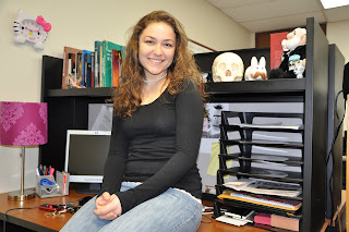 Melissa Petkovsky earned a scholarship for her research paper from the Academy of Criminal Justice Sciences