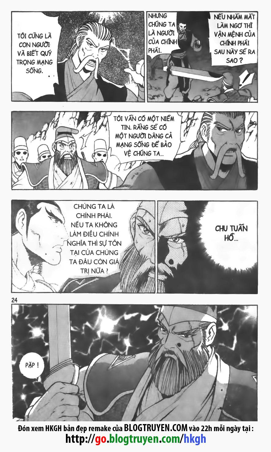 Hiệp Khách Giang Hồ chap 103 page 23 - IZTruyenTranh.com